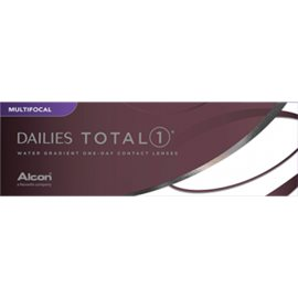 Dailies Total 1 Multifocal 30 stuks