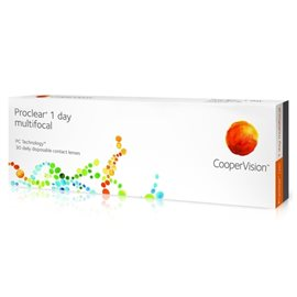 Proclear 1Day Multifocal 30 stuks