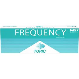 Frequency 1 Day Toric 30 stuks