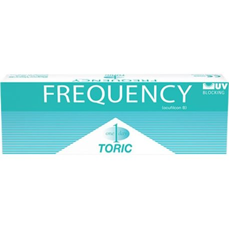 FREQUENCY 1 DAY TORIC 30pz