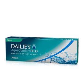 Dailies Toric Aquacomfort Plus 30 stuks
