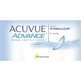 ACUVUE ADVANCE 6P (R)
