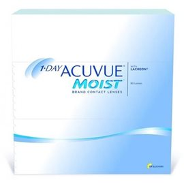 1-DAY ACUVUE MOIST 90P (R)