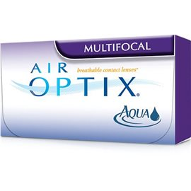 Air Optix Multifocal 6 stuks