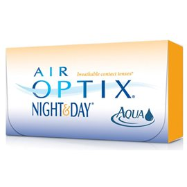 Air Optix Night and Day Aqua 3 Pack