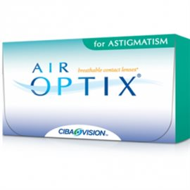 Air Optix Toric 3 Pack