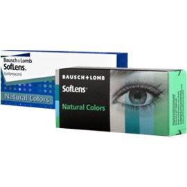 SofLens Natural Colors 2 stuks