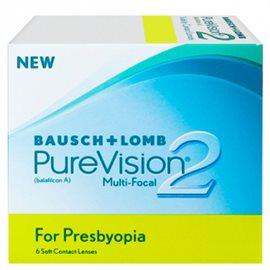 Purevision 2 for Presbyopia 3 stuks